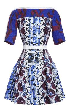 Natalie Dress by Peter Pilotto for Preorder on Moda Operandi