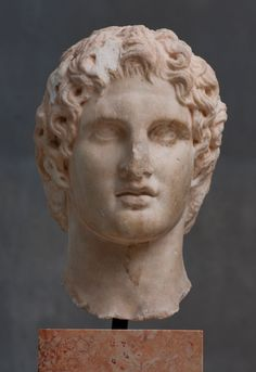 Portrait of Alexander the Great, The New Acropolis Museum