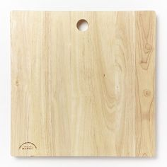 Square cutting boards!  It's the little things....