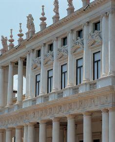 Palazzo Chiericati - Vicenza / Images © Archivio Comune di Vicenza