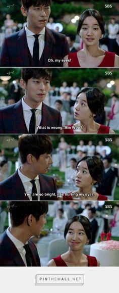 Mask, KDrama SBS 2015. Joo Ji hoon & So Ae