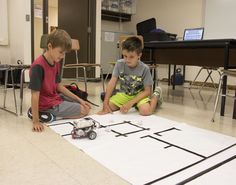 2016 MCC Tech Camp Kids and College Jr. Robotic Academy/Robotics Academy/Advance Robotic Academy