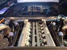 The Bugatti EB110