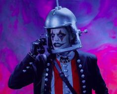 Avatar's new music video New Land teaser picture of Johannes Eckerström