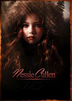 Nessie Cullen....beautiful and so mysterious in this picture!