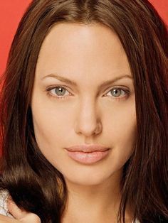 """Angelina Jolie photographed by Matthew Rolston - 2001 """