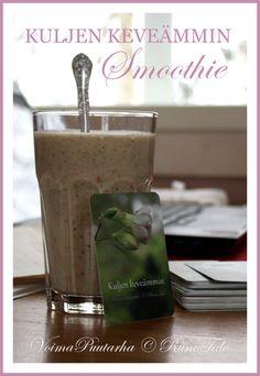 RunoTalon voimapuutarha: Kuljen keveämmin smoothien resepti
