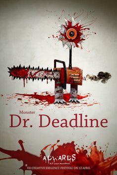 Latvian Art Directors Club ADWARDS 2013: Kill your monsters, 6
