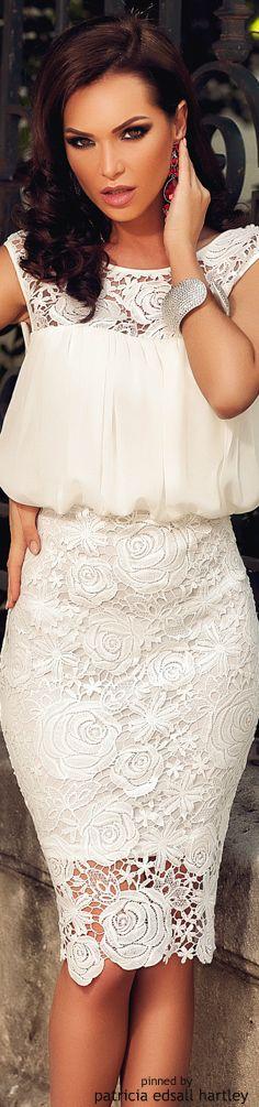 women fashion  clothing style apparel closet vestido dress 2017 Summer verão 2016 primavera fest festa Night noite renda bordado transparência formatura branco sex sensual fim de ano new year novo White