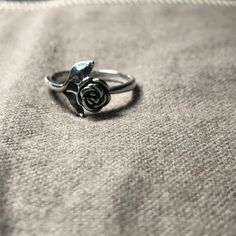 Princess Kylie 925 Sterling Silver Jewish Star Ring