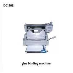 660.25$  Buy now - http://ali6pe.worldwells.pw/go.php?t=32664319395 - A3 multi-functional book binding machine perfect glue binding machine with LCD 660.25$
