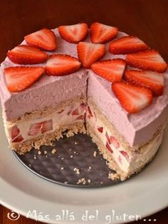 All about recipes food: Whole 30 desserts Vegan Desserts, Raw Food Recipes, Sweet Recipes, Cake Recipes, Dessert Recipes, Food Cakes, Cupcake Cakes, Cupcakes, Recetas Scd