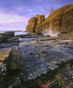 Castle Sinclair, Caithness, Scotland