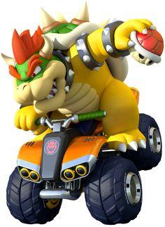Bowser | Mario Kart 8