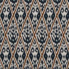 Kambara Cloth in Batik Blue