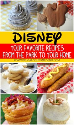 1072 Best Disney Recipes Images In 2019 Cookies Cooking Recipes Food