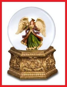 Welcome to my Angel Snow Globe site! Yes, you can find Angels in snow globe and this site will showcase some of the best Angel snow globes.    In...