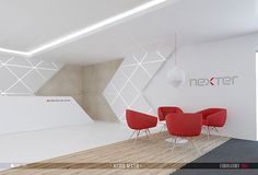 Nexter - 2014 on Behance