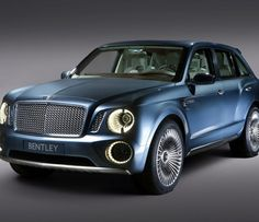 New Bentley 4x4