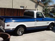 Vintage Auto, Vintage Trucks, Cheyenne Truck, Square Body, Chevrolet Trucks, Cool Trucks, San Antonio, Muscle Cars, Hot Rods