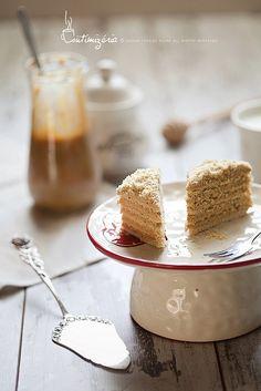Armenian Marlenka need Anna to make me some more of this cake! Armenian Recipes, Irish Recipes, Armenian Food, Armenian Culture, Asian Desserts, Just Desserts, Dessert Recipes, Comida Armenia, Good Food