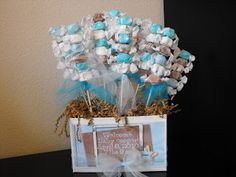Baby Shower Boy Themes ~ The chocolate covered strawberries are my favorite. baby shower
