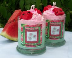 Watermelon Soy Candle (Powered by CubeCart)