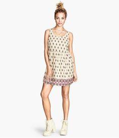 H&M Patterned dress 399 Kč