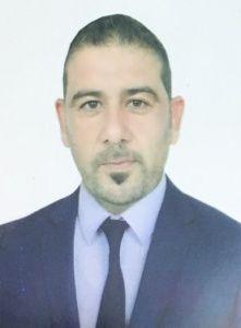 عضوية الأستاذ محمد خماس ياسين الزوبعي - ADVISOR CS