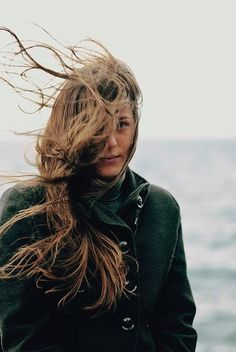 love the wind in my hair Image Photography, Portrait Photography, Human Photography, Autumn Photography, Foto Face, Wind In My Hair, Windy Day, Am Meer, Her Hair