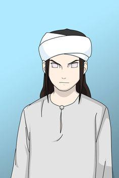 Neji by on DeviantArt Neji And Tenten, Shikamaru, Naruto And Sasuke, Anime Naruto, Naruto Shippuden, Cute Cartoon Boy, Islamic Posters, Manga Hair, Islamic Cartoon