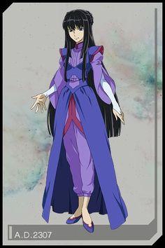 Gundam 00 Marina Ismail