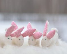 Hey, I found this really awesome Etsy listing at https://www.etsy.com/listing/67438897/spring-bunny-toy-organic-stuffed-animal