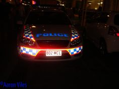 https://flic.kr/p/yEXCCP | Queensland Police Service | New Years Day (After midnight). Traffic management. South Bank, QLD