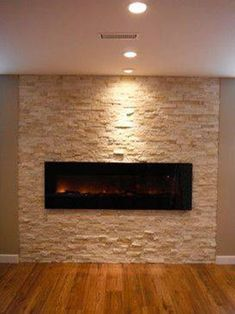 Image of: wall mount electric fireplace tips