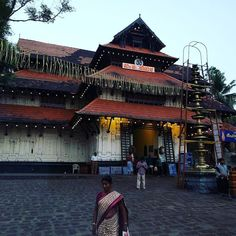 #thrissur #central #temple ... #templo #hindutemple #hindu #kerala #india