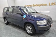 Japanese vehicles to the world: 2009 Toyota Probox 1500cc for Kenya, Mombasa