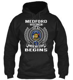 Medford, Wisconsin - My Story Begins