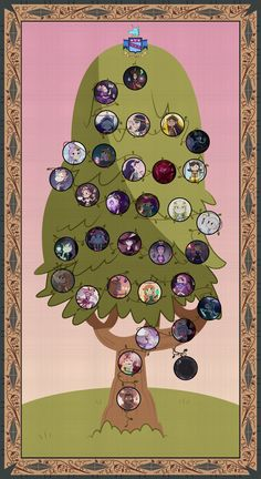 House Butterfly Royal Lineage Tree - Day Version by on DeviantArt Starco, Butterfly Family, Star Butterfly, Royal Lineage, Show Queen, Royal Family Trees, Tree Day, Star Y Marco, Star Family