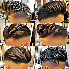 Learning about the different haircut names for men is the best way to ensure you get a good haircut every time you visit the barbershop. We've all been there – you're talking to your barber and have no idea what to call the haircut you want, so you offer a bad description and the barber seems to …