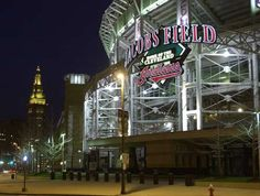 Jacobs Field in Cleveland