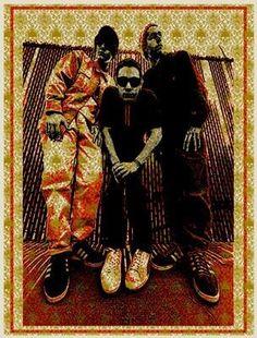 "Maestro by Matt Dye of Blunt Graffix 19x25"" Screen Print – YaDiGGiT Posters"
