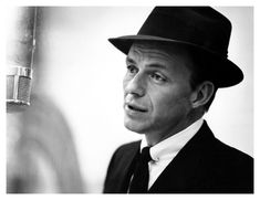 Frank Sinatra-Singer, Actor- (Dec. 12,1915-May 14,1998) COD: Heart Attack, Dementia, Bladder Cancer