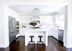 5 Kitchen Before-and-Afters You Have to See to Believe! via @domainehome
