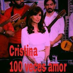 Como no enamorarme de @cfkargentina
