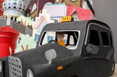 Sam Pierpoint - Paper London - detail photos - Black Cab