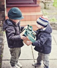 FACT: Research shows that our brains consider the act of giving a positive reward.