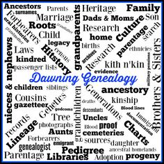 Dawning Genealogy: Top 5 Posts for Dawning Genealogy in 2016