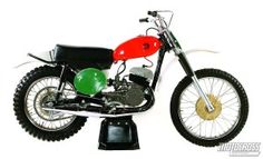 TOM WHITE'S TEN MOST COLLECTIBLE MOTOCROSS BIKES: NUMBER EIGHT