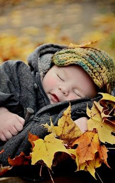 autumn baby..